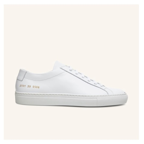 a0deb7150c40 Common Projects Shoes - Common Projects Original Achilles Low White (35)